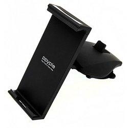 Универсальный автомобильный держатель для планшетов 9-11 Ppyple Dash-N10 (черный)
