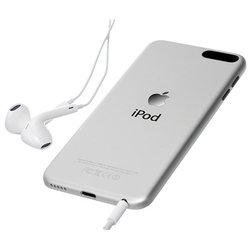 apple ipod touch 5 16gb silver (серебристый) :::
