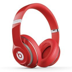 Beats Studio Wireless (красный)