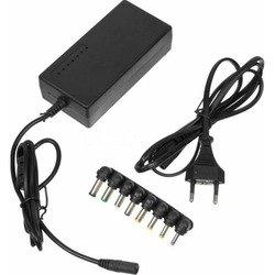 Универсальное сетевое зарядное устройство для ноутбуков AC KS-IS (KS-179) (черный)