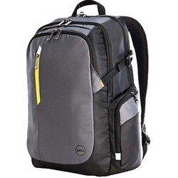 Рюкзак для ноутбука DELL 460-BBKM (черный/серый)