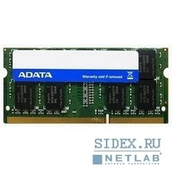 ������ ������ a-data ddr3-1600 4gb so-dimm [ad3s1600c4g11]