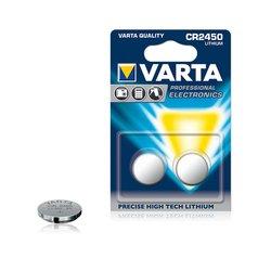 Элемент питания CR 2450 (VARTA ELECTRONICS 06450101402) (2 шт)