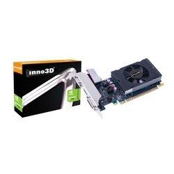 Inno3D GeForce GT730 902Mhz PCI-E 2.0 1024Mb 5000Mhz 64bit 2560x1600 DVI HDMI VGA RTL