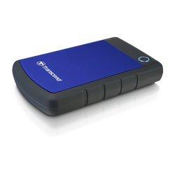 Жесткий диск Transcend TS1TSJ25H3B (синий)