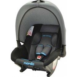 Автокресло детское Nania (Baby Ride FST graph itech) (серо-голубой)