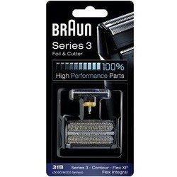 Сетка + режущий блок для Braun Series 3/5000/6000CP (81387938) (черный)