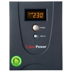 ИБП CyberPower VALUE 1500EI-B 1500VA/900W (черный)