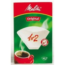 Фильтр для кофеварки Filtero №2/40