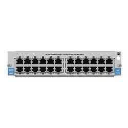 модуль hp procurve switch vl 24-port gig-t mod (j8768a)