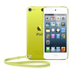 apple ipod touch 16gb (желтый)