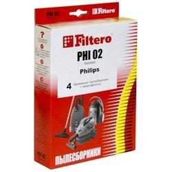 Пылесборник Filtero PHI 02 (4+ф) Standard