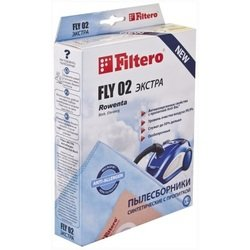 Пылесборник Filtero FLY 02 (4) Экстра