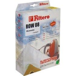 Пылесборник Filtero ROW 08 (3) Экстра
