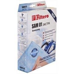 Пылесборник Filtero SAM 01 (4) Экстра