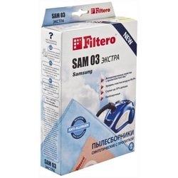 Пылесборник Filtero SAM 03 (4) Экстра