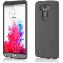 �����-�������� ��� lg g3 d855 (incipio feather lge-242-gry) (�����)