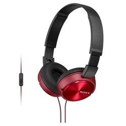 Sony MDRZX310 (красный)