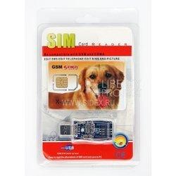 Мультисим-карта + программатор SIM-MAX 6 в 1 (CD000295)