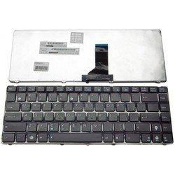 Клавиатура для ноутбука Asus A43, K43T, X42, X43J, X43S, X44C, N43T, N43JM, N43SL, N43SN (CD125182) (чёрная)