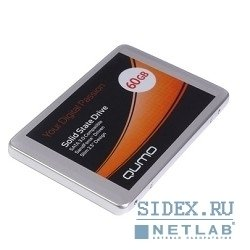 накопитель ssd qumo 60gb [qms60gs] mlc slim
