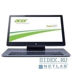 "acer aspire r7-572g-74506g75ass core i7-4500u, 6gb, 750gb, gt750m 2gb, 15.6"", fhd, win 8 single language 64, silver, bt4.0, 4c, wifi, cam [nx.m95er.004]"