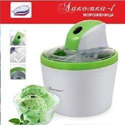 Мороженица Великие реки Лакомка-1 (зеленый)