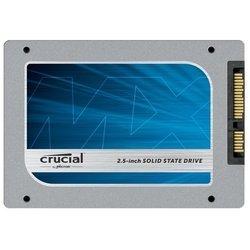 Crucial CT512MX100SSD1 + 9.5 мм адаптер