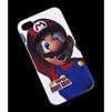 Чехол-накладка для Apple iPhone 4, 4S (R0004942) (New Super Mario Bros) - Чехол для телефонаЧехлы для мобильных телефонов<br>Плотно облегает корпус и гарантирует надежную защиту от царапин и потертостей.<br>