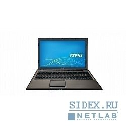 "ноутбук msi cx61 2od-819ru (9s7-16gd11-819) 15.6"" hd glare i7-4702mq, 8gb, 750gb, dvdrw, gt-740m, 2gb, wifi, cam, w8, black"
