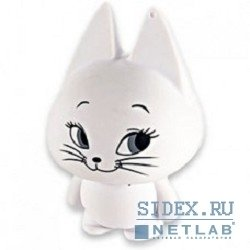 perfeo music cat (pf-mc07wo) (белый)