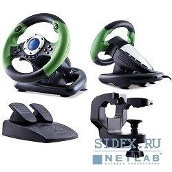 ������� ���� SVEN DRIFT Vibration Feedback,  ������� ������,  ������,  8���.������,  10��.,  USB