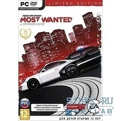 игры need for speed: most wanted limited edition [pc-box,  rus]