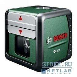 Нивелир Bosch QUIGO ll - EEU (0603663220) (лазерный, линейный)