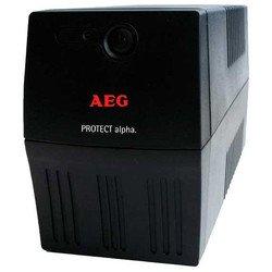 AEG UPS PROTECT ALPHA 450VA (6000014746) (черный)