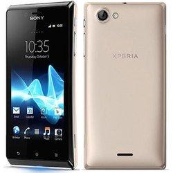 Sony Xperia J ST26i () (золотистый) :