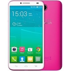 alcatel idol 2 6037y (розовый) :::