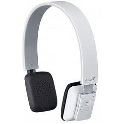 Bluetooth-гарнитура Genius HS-920BT (белый)