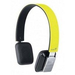 Bluetooth-гарнитура Genius HS-920BT (желтый)