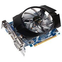 GIGABYTE GeForce GT 740 1072Mhz PCI-E 3.0 1024Mb 5000Mhz 128 bit 2xDVI HDMI HDCP