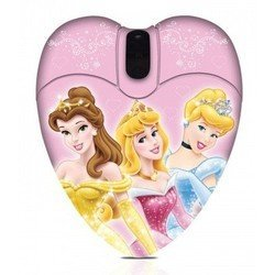 мышь disney dsy-mm212 optical 800dpi usb + коврик rtl