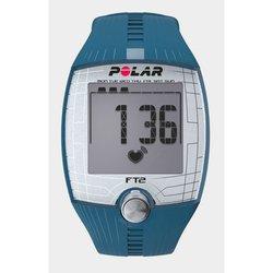 Пульсометр Polar FT1 c GPS-датчиком (бирюзовый)