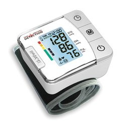 Тонометр запястный B.Well WA-99 определение аритмии, расчет среднего давления и пульса, 2 пользователя