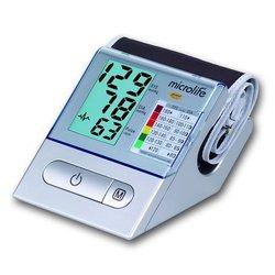 Тонометр автоматический Microlife BP A 100 с адаптером, PAD, окошко д, фото