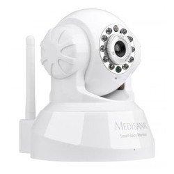 Видеоняня Medisana Smart Baby Monitor (белый)