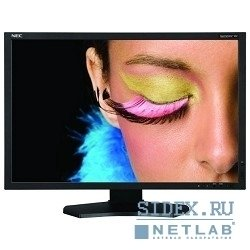 "монитор nec 23"" sv232 monitor spectraview® black(ips,  250cd, m2,  1000:1,  8ms gtg,  1920x1080,  178, 178,  d-sub,  2xdvi(d),  1xdisplay port; hight adjustable,  swivel; tilt; internal power supply"
