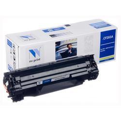 Картридж для HP LaserJet Pro MFP M125nw, MFP M125rnw, M127fw, MFP M127fn, M201dw, M201n, M125a, M125r, M125ra, M225rd, M225dw, M225nm (NV Print CF283A_NVP) (черный, с чипом)