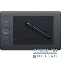 Графический планшет Wacom Intuos PRO S (PTH-451-RU) (черный)