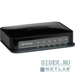 сетевое оборудование netgear gs605av-100pes 5 x 10, 100, 1000 mbps switch with green features and qos