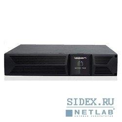 Дополнительная батарея для Ippon Innova RT 3000 (626116) (черный)
